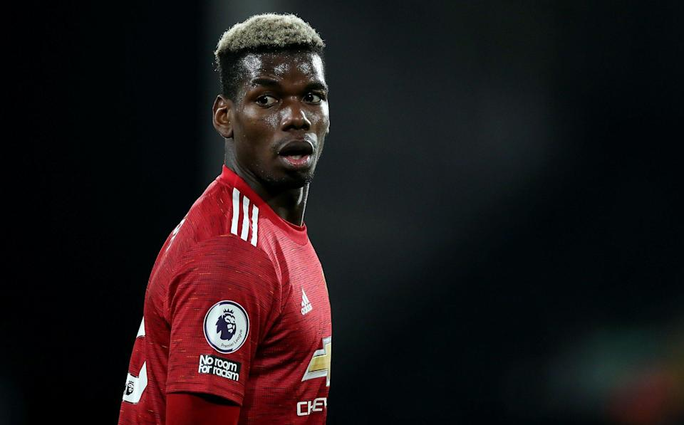 Manchester United expect formal approach for Paul Pogba from Paris Saint-Germain this transfer window - Pool/Getty Images Europe