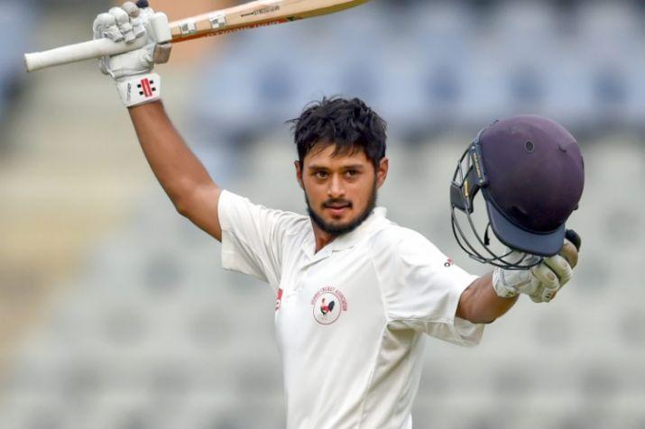 Priyank Panchal has dominated the opposition with his impressive batting performances in the Ranji Trophy
