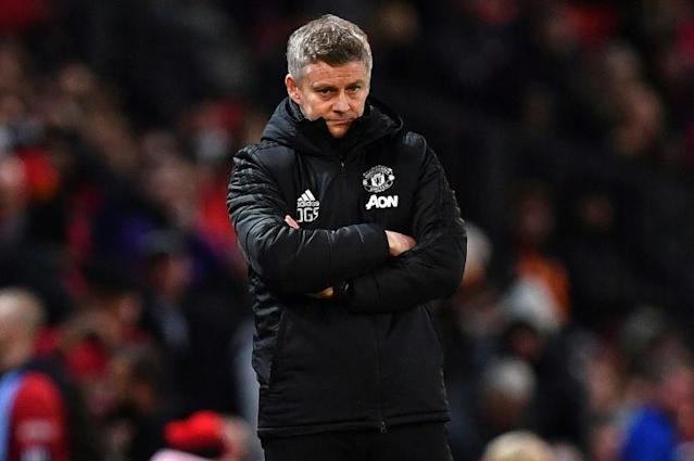 Manchester United manager Ole Gunnar Solskjaer says the club won't hold a Middle East training camp (AFP Photo/Paul ELLIS)