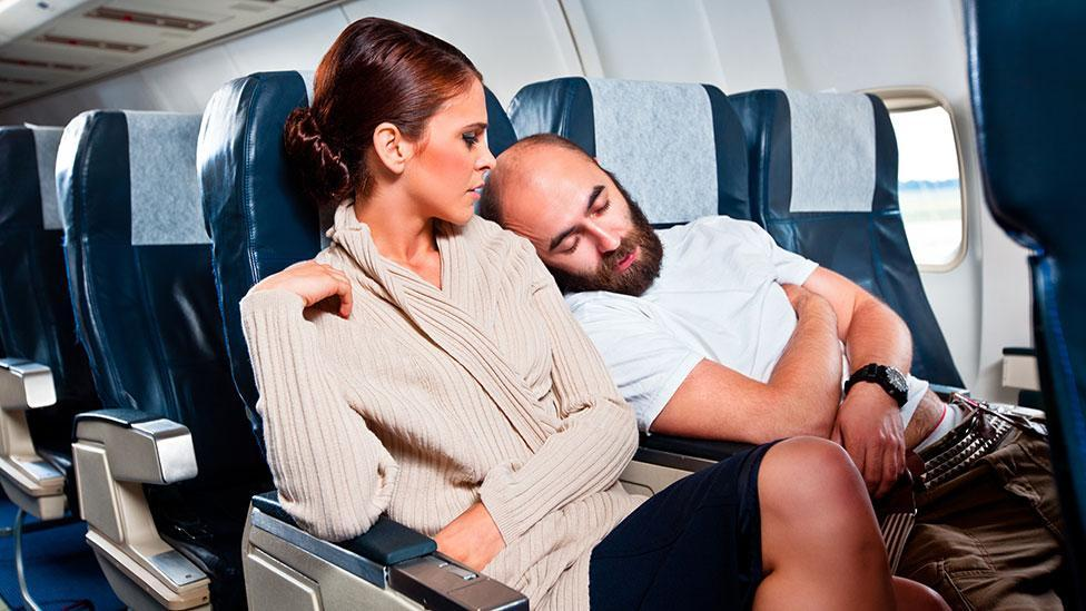 Passengers reveal their worst ever seat neighbours