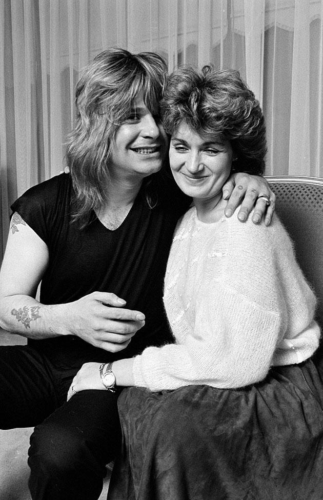 The couple had been married for 34 years. Photo: Getty Images