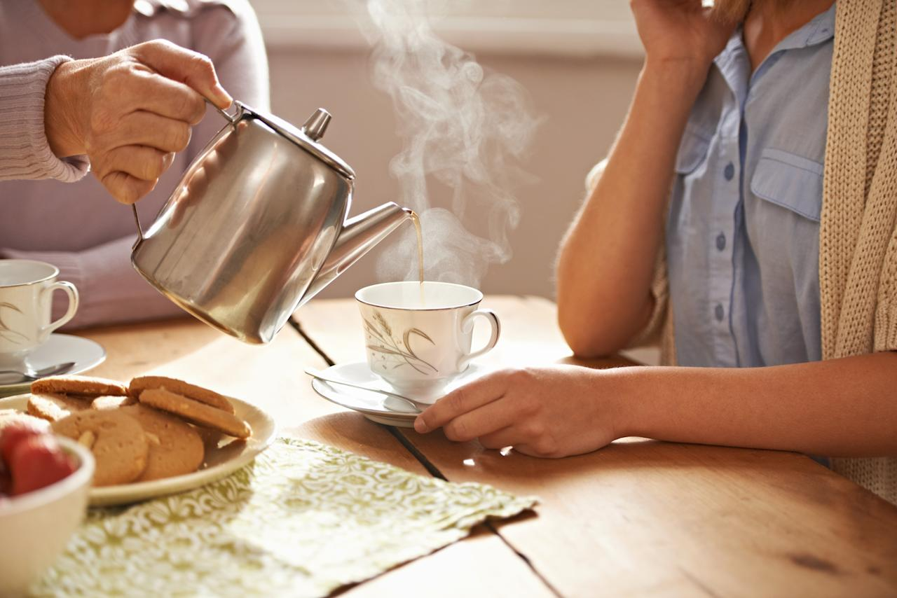 <p>While tea is considered to have cancer preventive properties, research is still emerging and further evaluation is needed. However, some studies have indicated that the antioxidant polyphenols in tea, called catechins, have been linked with anti-cancer activity. <em>[Photo: Getty]</em> </p>