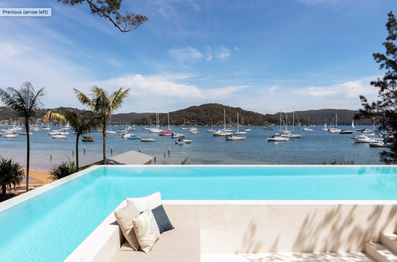 Mike Cannon-Brookes has snapped up Jennifer Hawkins' old digs for $24.5 millIon. Source: Realestate.com