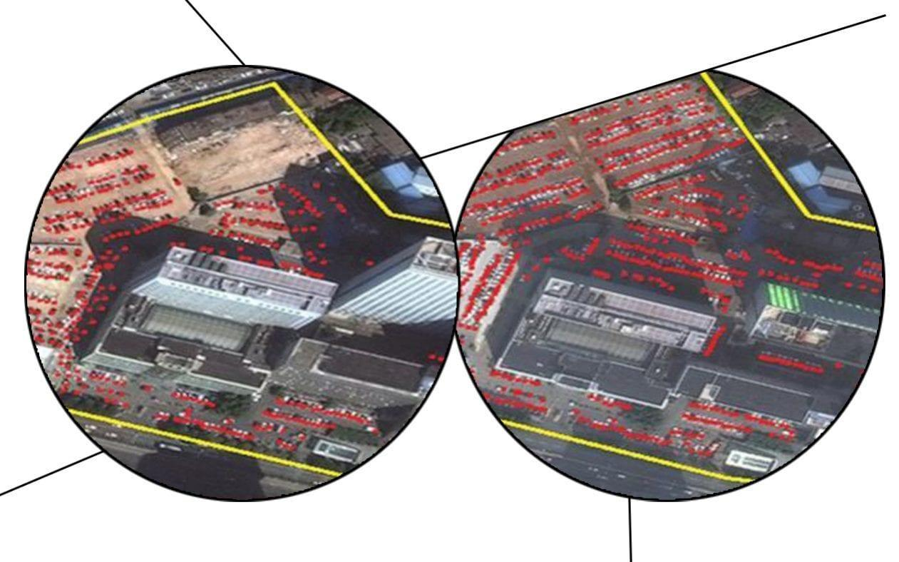 Satellite tv for pc photographs of packed Wuhan hospitals recommend coronavirus outbreak started sooner than thought