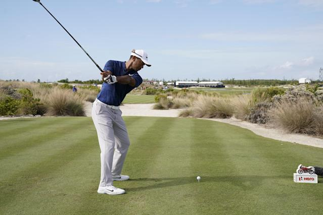 "<h1 class=""title"">Tiger Woods</h1> <div class=""caption""> Hero World Challenge at Albany Club in Nassau, Bahamas on Saturday December 01, 2018. </div> <cite class=""credit"">J.D. Cuban</cite>"