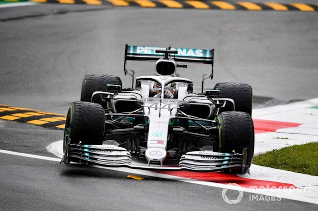 "Lewis Hamilton, Mercedes AMG F1 W10 <span class=""copyright"">Simon Galloway / Sutton Images</span>"