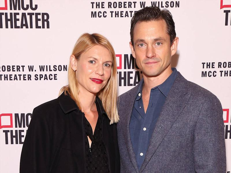 Claire Danes knew husband Hugh Dancy was the one when he showed off crafting skills
