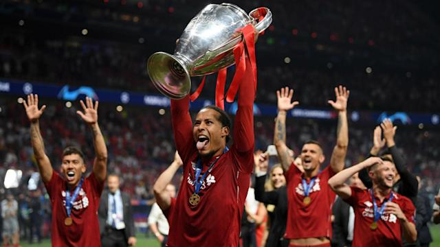 "Virgil van Dijk should win the 2019 Ballon d'Or, says ""Messi's number one fan"" Steven Gerrard."