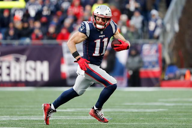 Playoff football is where Julian Edelman shines brightest, and Sunday's AFC Divisional Round win over the Los Angeles Chargers was no exception.