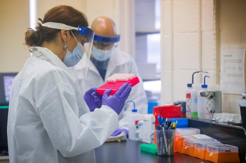 Britain Says Nearly 30,000 Covid-19 Tests Sent to US Lab Came Back Void