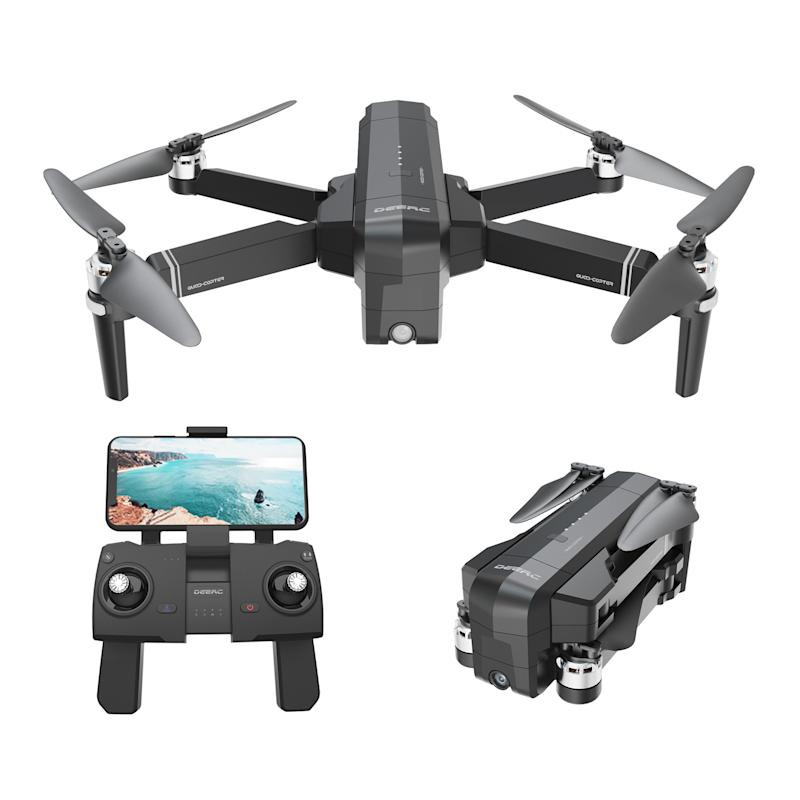 Foldable GPS Drone. (Photo: Walmart)