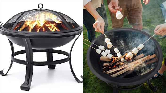 We'll take S'more, please.