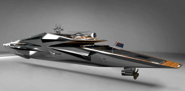 superyacht my roswell george lucian 1