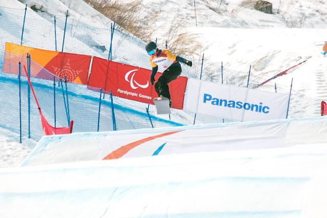 Winter Paralympics: Snowboarder Barnes-Miller already eyeing up next Games