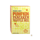 <p>Made with real pumpkin and seasonal spices, <strong>this Fall-forward mix makes fluffy pancakes and savory waffles.</strong> Great for an everyday breakfast treat or feeding a crowd.</p>
