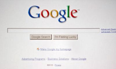 Shares Rise As Google Profits Jump Over 60%
