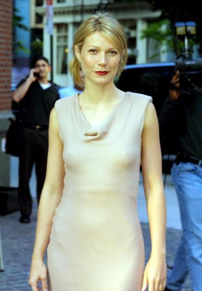 <p>Up until 2001 Gwyneth Paltrow also had the cutest little pixie cut we've ever seen. [Photo: Getty]</p>