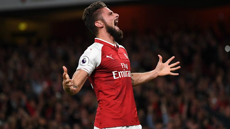 Our story is not finished – Giroud explains turning down Arsenal exit