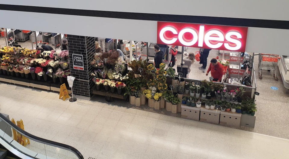 Coles at Eastgate Bondi Junction has been listed as an exposure site. Source: Google Maps