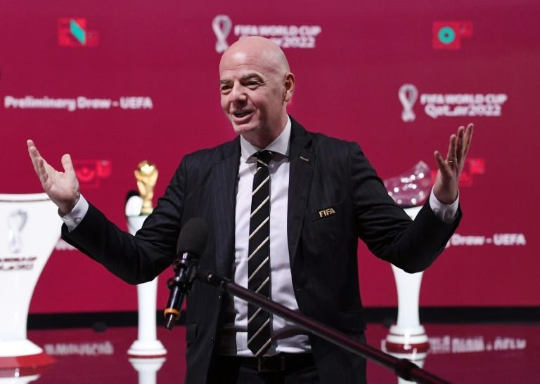 Fixture backlog: For Gianni Infantino and FIFA the legal cases keep piling up