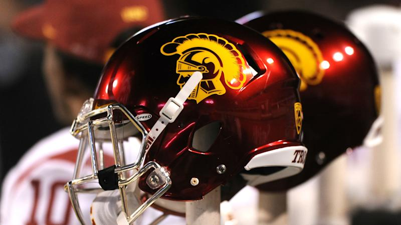 USC pulls football booster's season tickets for 'blatantly racist' tweets promoting violence toward protesters