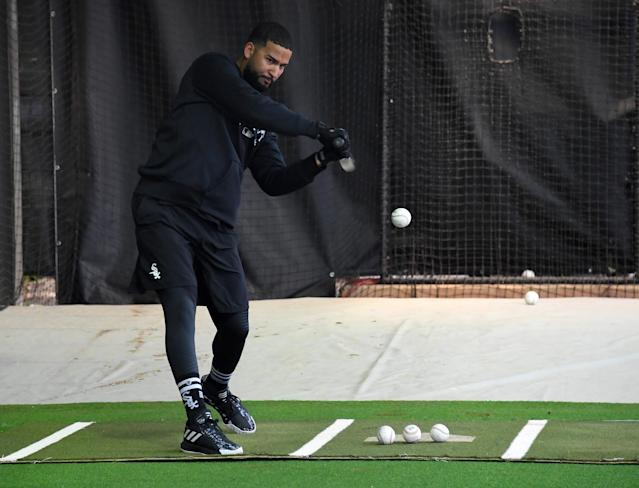 Nomar Mazara could deliver on the hype thanks to a fresh start with the Chicago White Sox. (Mandatory Credit: Jayne Kamin-Oncea-USA TODAY Sports)