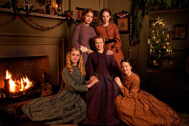 Cast photo of Little Women