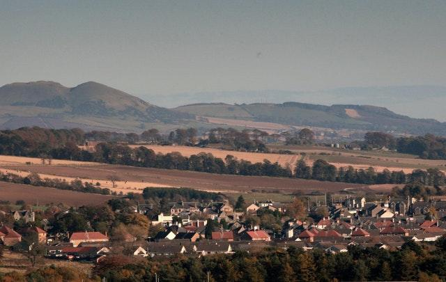 Glenrothes view