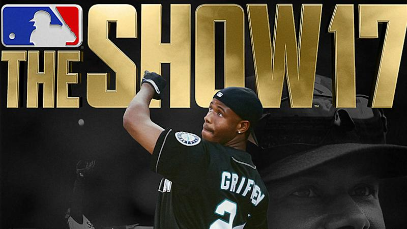 The top-rated players by position in 'MLB The Show 17'