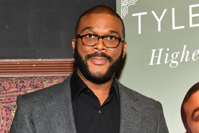 """Tyler Perry Speaks On His """"Bidding War"""" With Blue Ivy"""