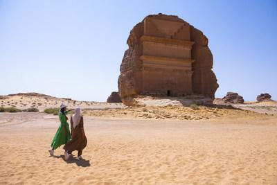Saudi Arabia's ancient UNESCO heritage site Madain Saleh will open to tourists for the first time in 2020