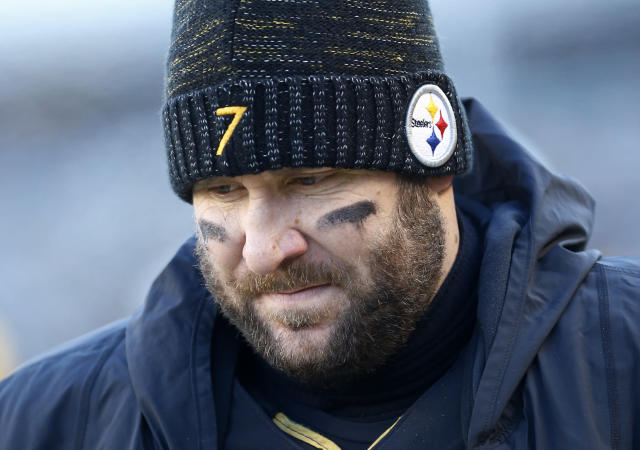 Ben Roethlisberger and the Pittsburgh Steelers have faced a lot of questions after their loss to Jacksonville on Sunday. (AP)