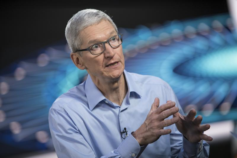 Apple Inc. Chief Executive Officer Tim Cook Interview