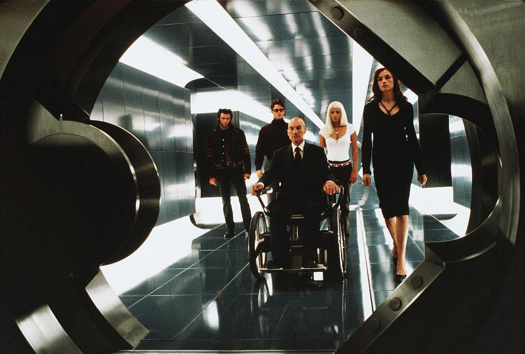 """20. <a href=""""http://movies.yahoo.com/movie/1800353817/info"""">X-MEN</a>   Burned by years of ridiculous movie adaptations, comic book fans were wary about seeing <a href=""""http://movies.yahoo.com/movie/contributor/1800319233"""">Stan Lee</a>'s beloved """"X-Men"""" on the big screen. But this stylish and serious take sparked a new age of superhero movies that continues to this day."""