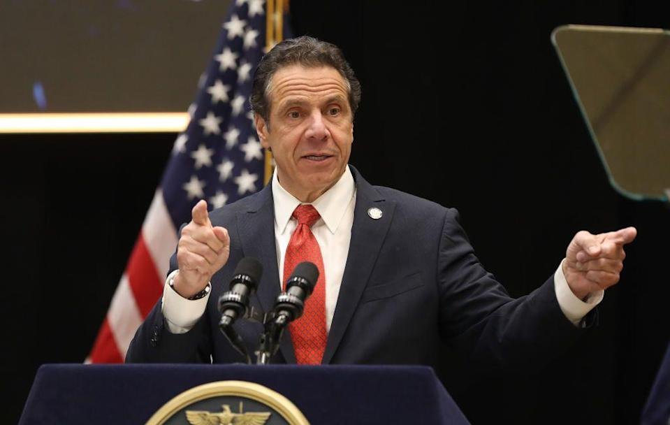 "<p>NYC's governor Andrew Cuomo announced on Wednesday that 6,000 mental health professionals had signed up to volunteer for a new programme aimed at supporting the city's mental health amid the pandemic.</p><p>New York residents can call the hotline and <a href=""https://twitter.com/NYGovCuomo/status/1242849610722402305?s=20"" rel=""nofollow noopener"" target=""_blank"" data-ylk=""slk:schedule a free virtual session"" class=""link rapid-noclick-resp"">schedule a free virtual session</a> with one of the mental health professionals volunteering.</p>"