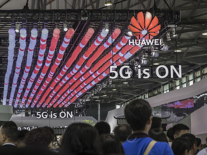China rolls out 5G services in race to narrow tech gap