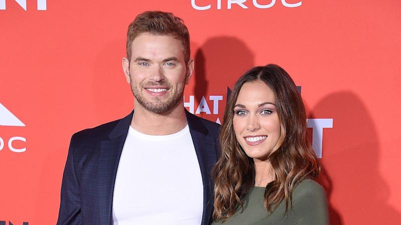 Kellan Lutz Expecting First Child With Wife Brittany