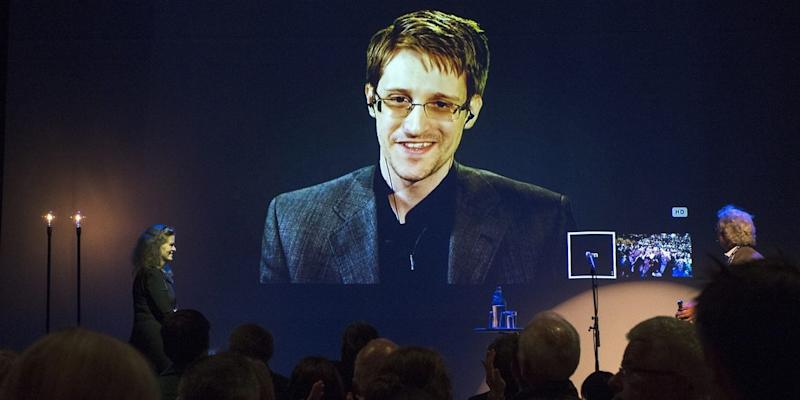 Once a Bitcoin critic, you've got to see what NSA whistleblower Edward Snowden just said about the leading cryptocurrency. | Source: Svein Ove Ekornesvåg / NTB scanpix