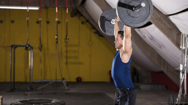 5 Reasons You Can't Build Muscle