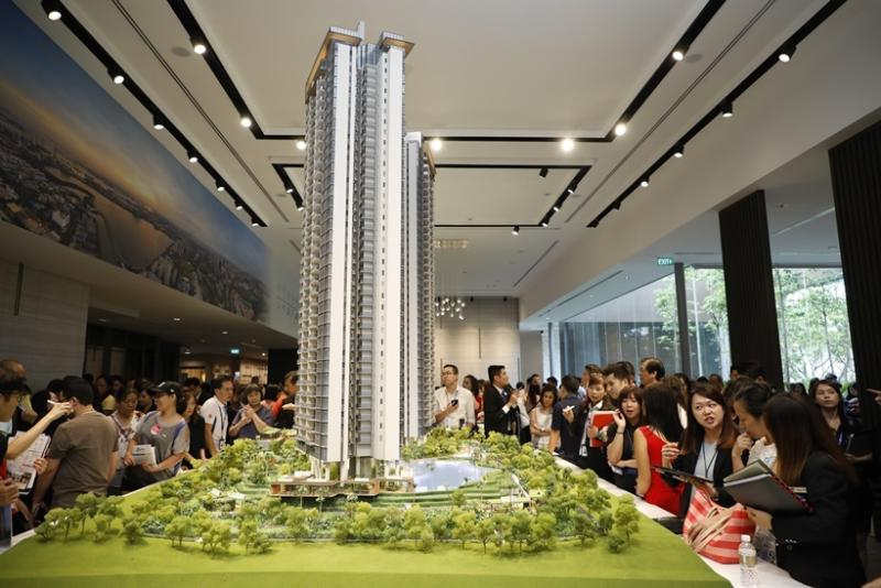 <p><img/></p>Sales of new private homes in Singapore reached 1,121 units in May 2018, representing a 53.1 percent jump from the month before...