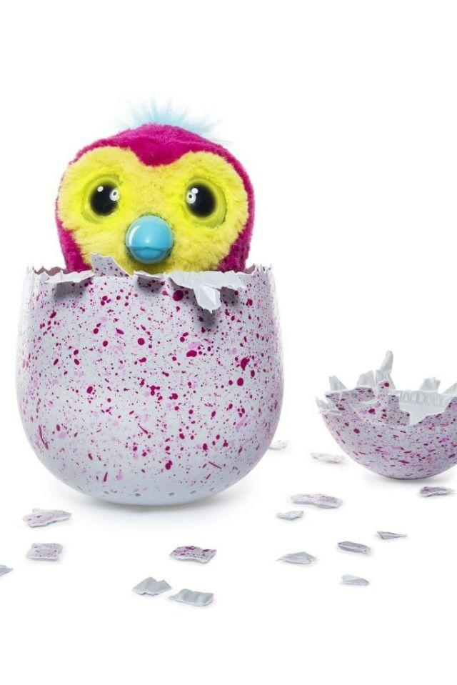 "<p><a rel=""nofollow"" href=""http://www.goodhousekeeping.com/life/parenting/news/a42109/broken-hatchimals/"">Hatchimals</a> were one of the <a rel=""nofollow"" href=""http://www.goodhousekeeping.com/childrens-products/toy-reviews/g3929/best-toys/"">most popular toys</a> last holiday season, selling for over four times the $60 retail price on <a rel=""nofollow"" href=""https://www.ebay.com/sch/i.html?_from=R40&_trksid=p2380057.m570.l1313.TR12.TRC2.A0.H0.Xhatchimal.TRS0&_nkw=hatchimal&_sacat=0"">eBay</a>. This year they're back and <a rel=""nofollow"" href=""http://www.goodhousekeeping.com/life/parenting/news/a42128/hatchimals-cursing-in-sleep/"">noisier than ever</a> since they now <a rel=""nofollow"" href=""http://www.goodhousekeeping.com/childrens-products/toy-reviews/news/a46381/hatchimal-surprise/"">hatch as twins</a>!  ($53, <a rel=""nofollow"" href=""https://www.amazon.com/Hatchimals-Surprise-Interactive-Hatchimal-Creatures/dp/B01N424GFS/?tag=syndication-20"">amazon.com</a>)</p>"