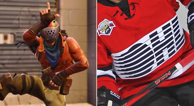 Fortnite is a growing concern among out of touch NHL front office types. (Getty)