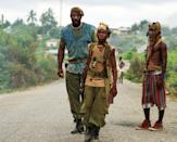 "<p>The original Netflix original (seriously: it was the platform's first original film) is also one of its best, if not one of its buzziest anymore. Starring Idris Elba as a brutal militia soldier, the movie follows a young boy forced to be a child soldier as he fights to retain his own humanity.</p> <p><a href=""http://www.netflix.com/title/80044545"" class=""link rapid-noclick-resp"" rel=""nofollow noopener"" target=""_blank"" data-ylk=""slk:Watch it now"">Watch it now</a>.</p>"