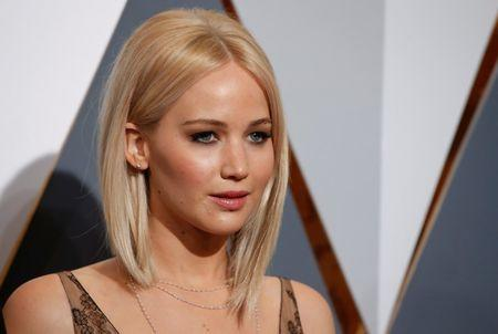 Jennifer Lawrence is the year's highest-paid actress once again