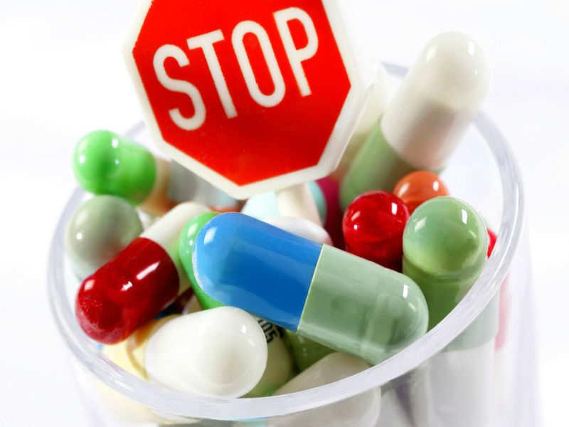 Self-medication should be avoided