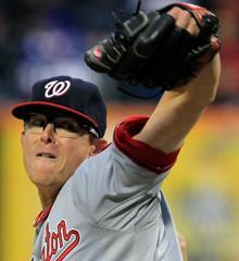 Nobody strands baserunners like extreme flyball pitcher Tyler Clippard