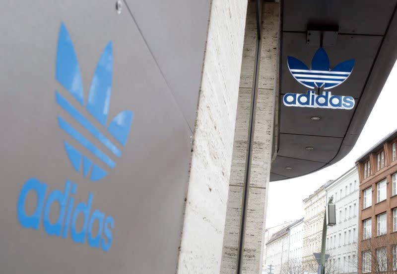 Adidas apologizes for deferring store rent, will pay up
