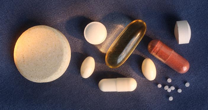 A variety of dietary supplements in Philadelphia, in June 2013.