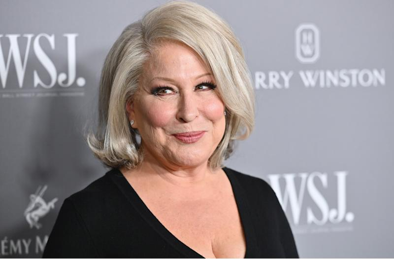 Bette Midler attends the WSJ Magazine 2019 Innovator Awards at MOMA on November 6, 2019. (Photo by Angela Weiss/AFP via Getty Images)