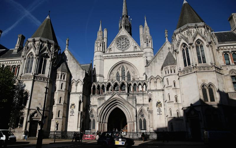 Justine Greening could face a High Court challenge - Credit: Dan Kitwood